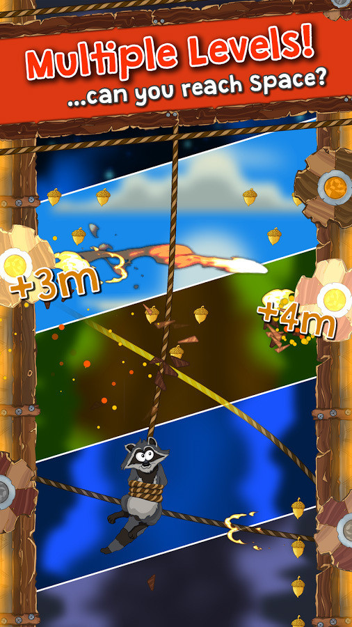 Raccoon Escape Android Game 2
