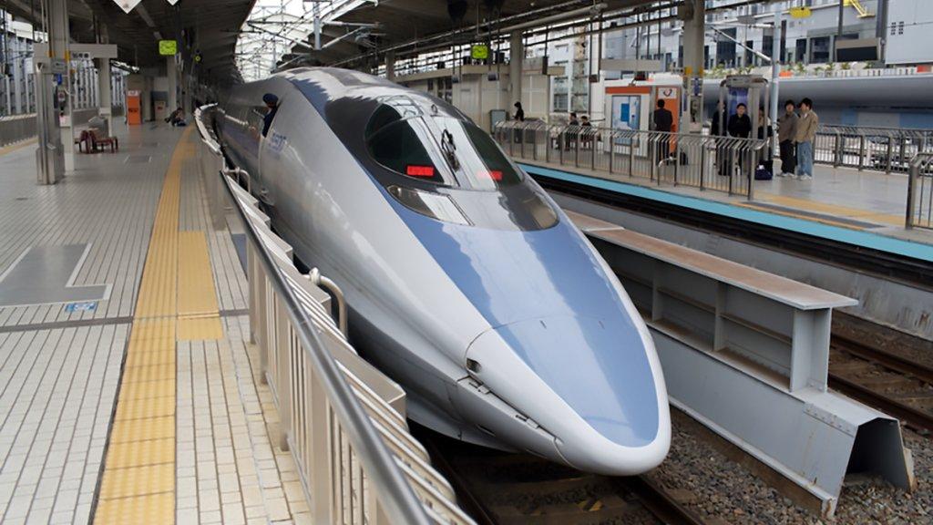 Aero Train, volo veleggiato per un treno da 500 km/h - Tom's Hardware