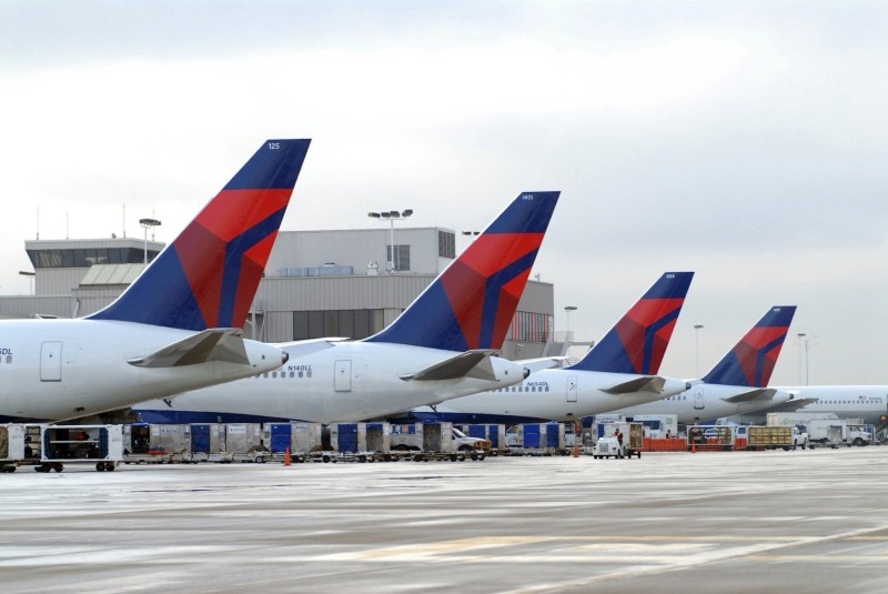 Delta Airlines in affanno, blackout informatico globale