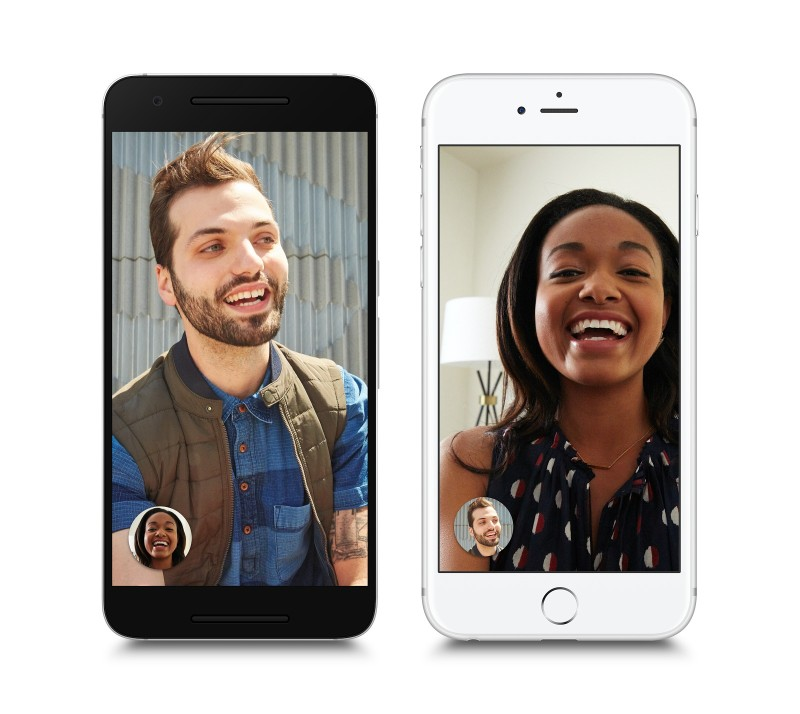 Google Duo arriva su Android e iOS: videochiamate gratis in alta qualità