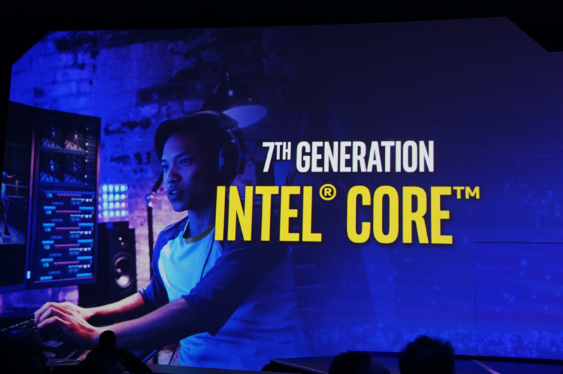 Intel Kaby Lake 7th Gen Processors