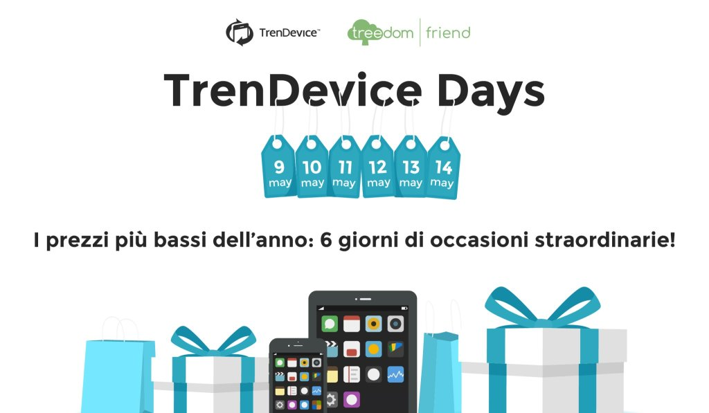 trendevice days