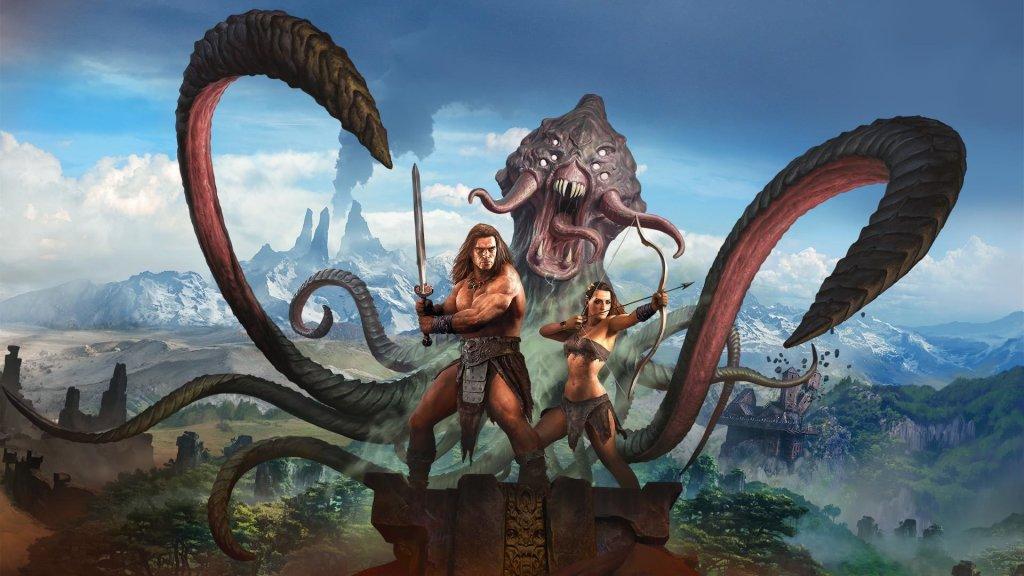 Conan Exiles è ufficialmente disponibile da oggi