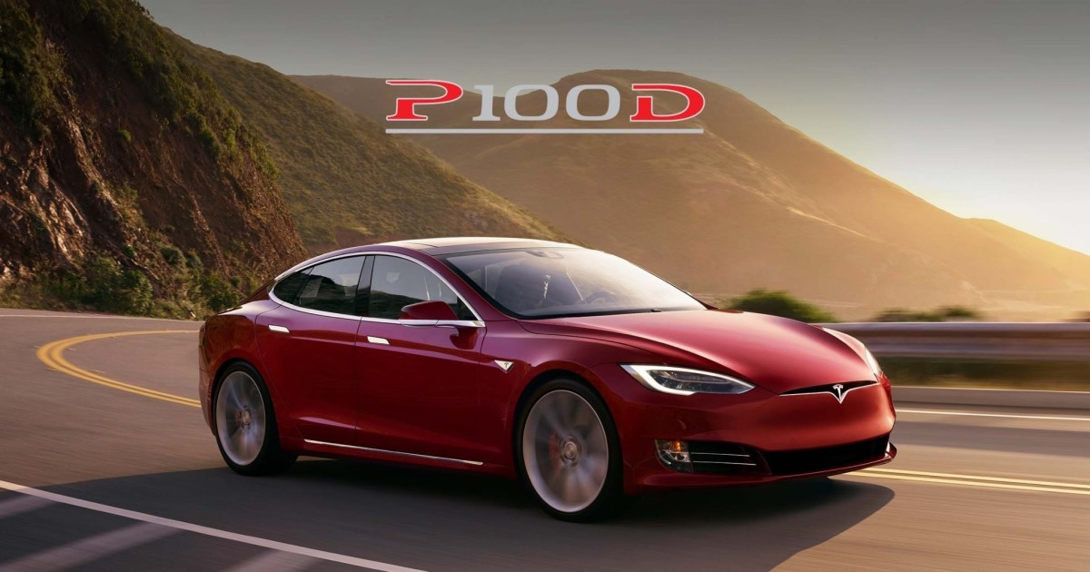 La nuova Tesla Model S accelera come una LaFerrari