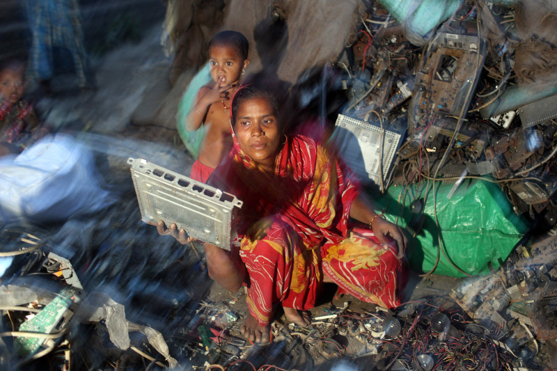 E Waste India Sean Gallagher 02