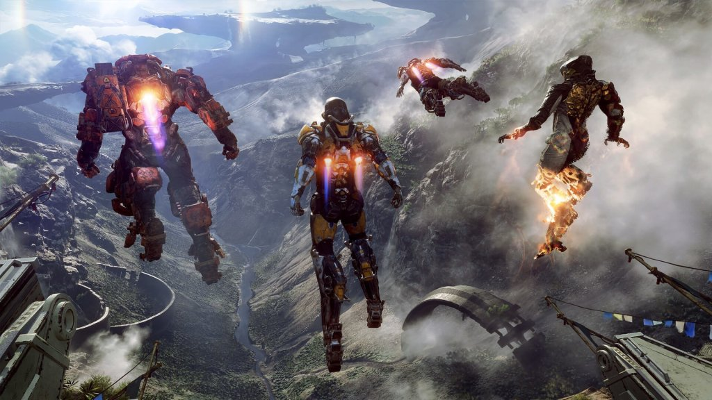 Anthem - Teaser Trailer e Key Art in attesa di EA Play!