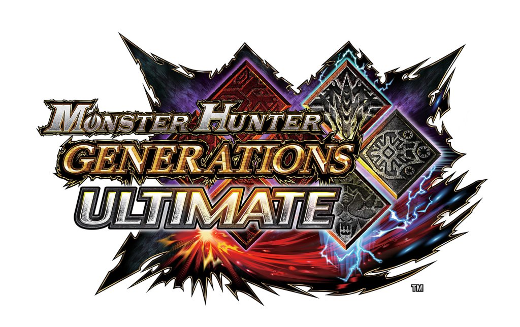 monster hunter generations ultimate nintendo switch logo