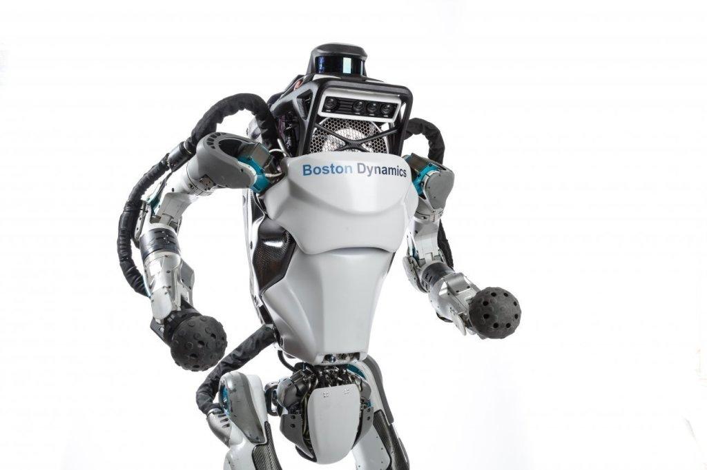 Un robot t'insegue? Scappare non ti servirà a nulla - Tom's Hardware