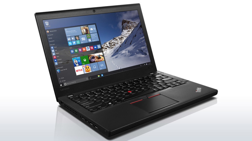 lenovo laptop thinkpad x260 front side 2