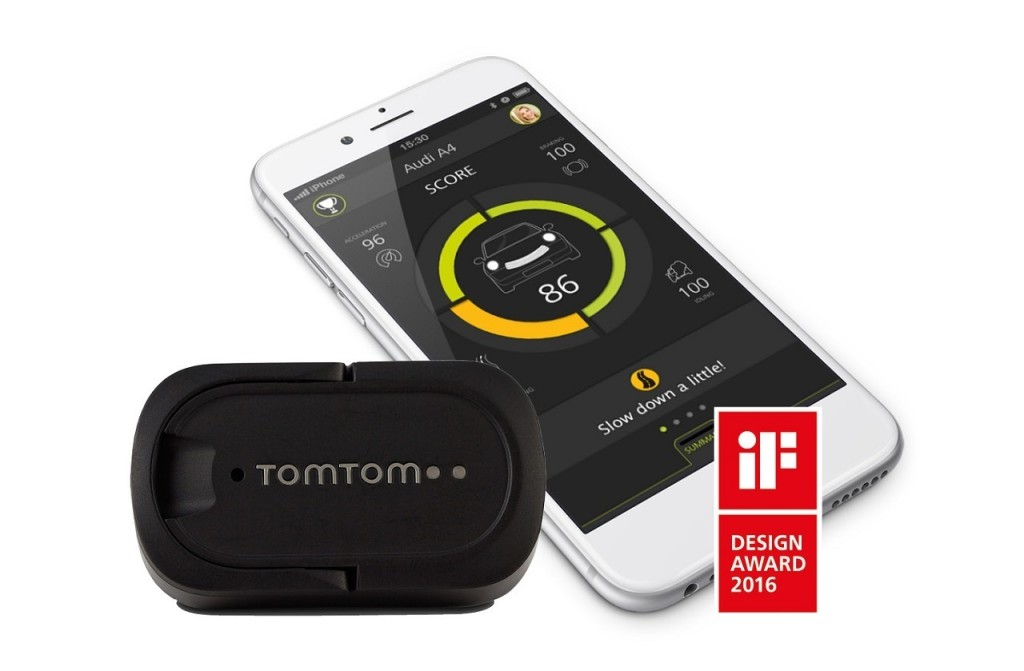 TOMTOM CURFER Product Image