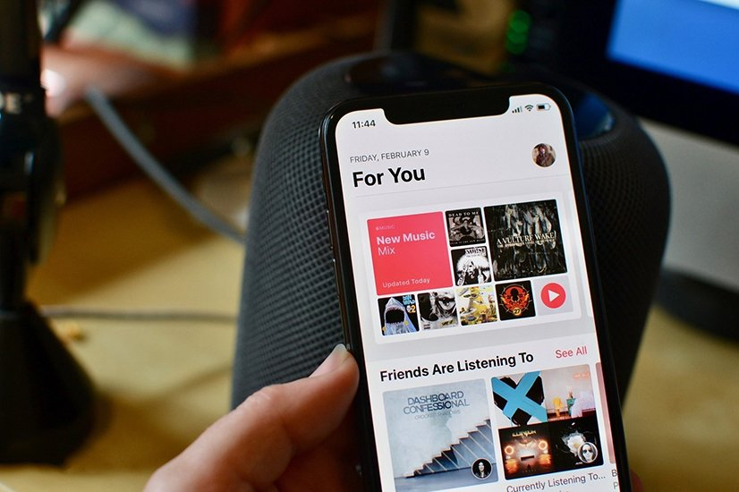 homepod apple music for you hero