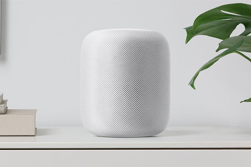 homepod white shelf 0