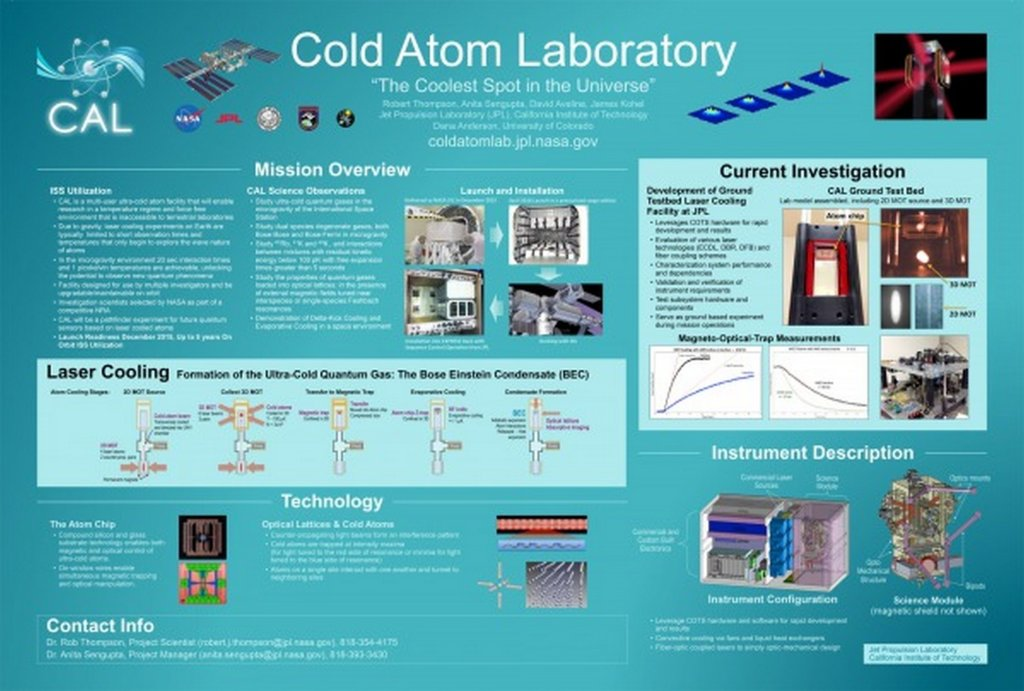 nasa cold atom lab infographic t