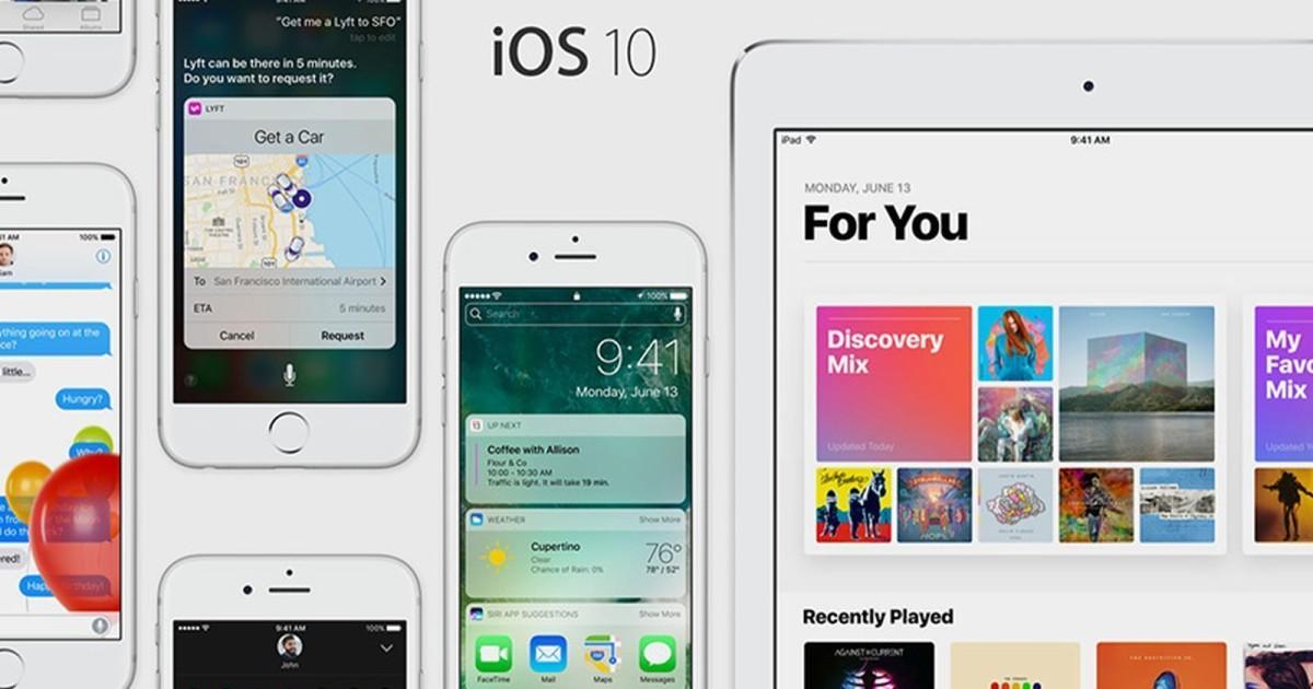 iOS 10, blocchi e proteste ma poi tutto rientra