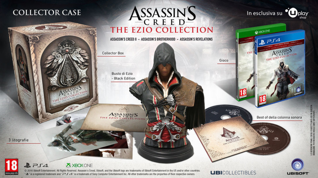 Assassin's Creed Collector