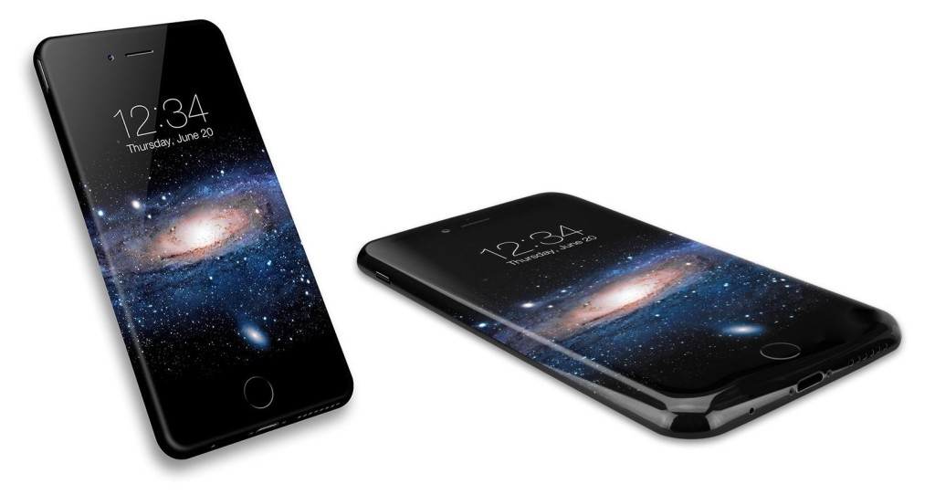 iphone concept oled