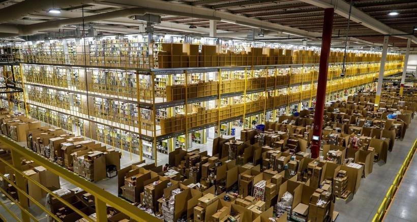 Amazon punta sull'Italia: 1700 assunzioni entro fine anno