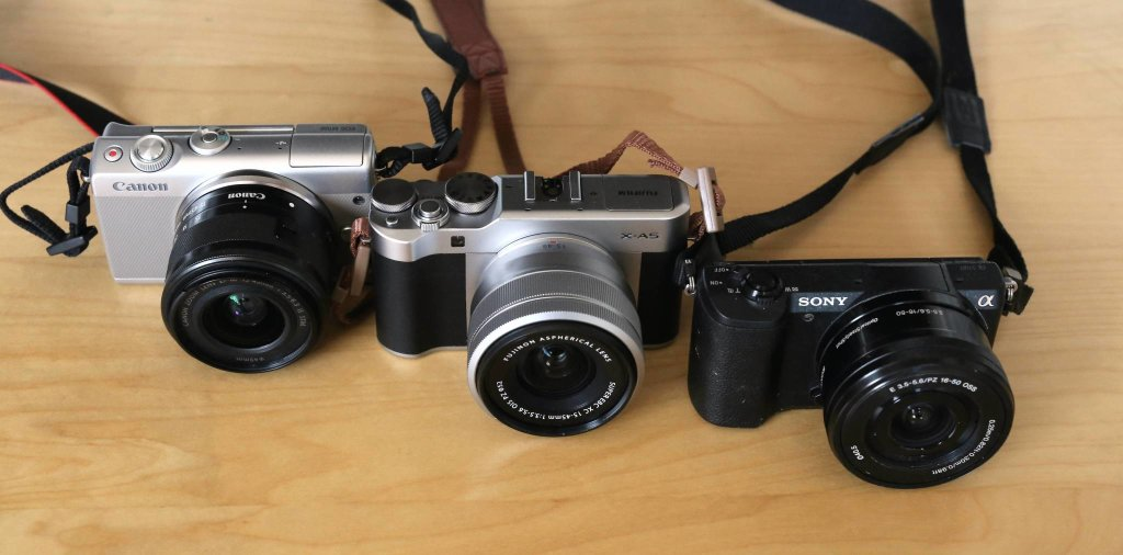 comparativa mirrorless entry level 011