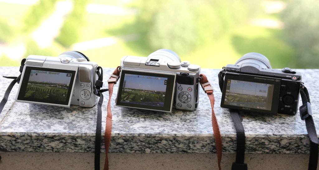 comparativa mirrorless entry level 079