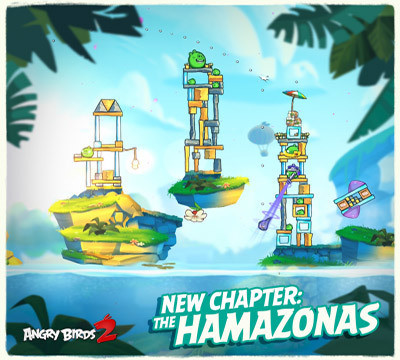 Angry Birds 2 Fall Update Android 1