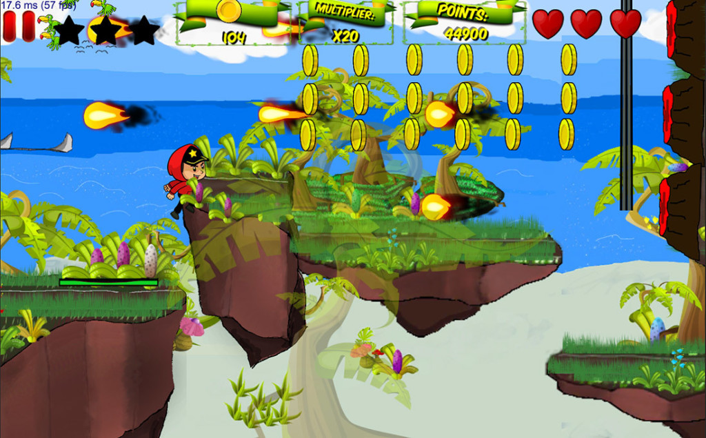 Hopstars Android Game 1