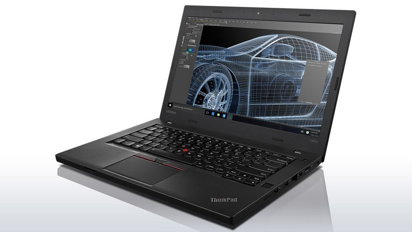 lenovo laptop thinkpad t460p front side 5