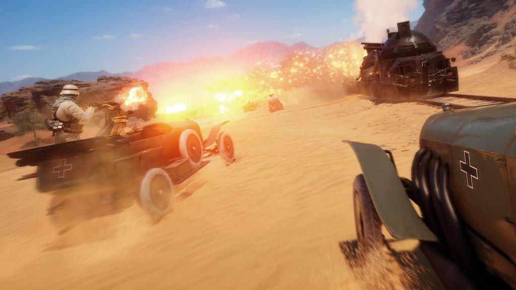 Battlefield 1 - Modifiche e miglioramenti ad armi, veicoli e modalità