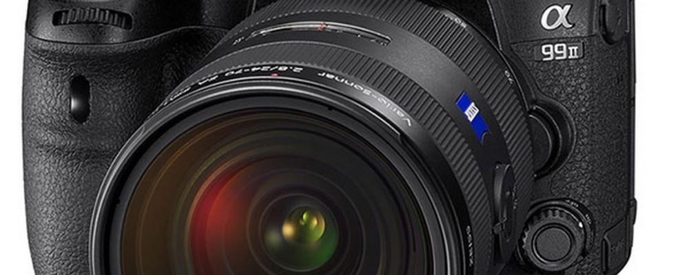 Sony A99 II, la nuova fotocamera da 12 foto al secondo