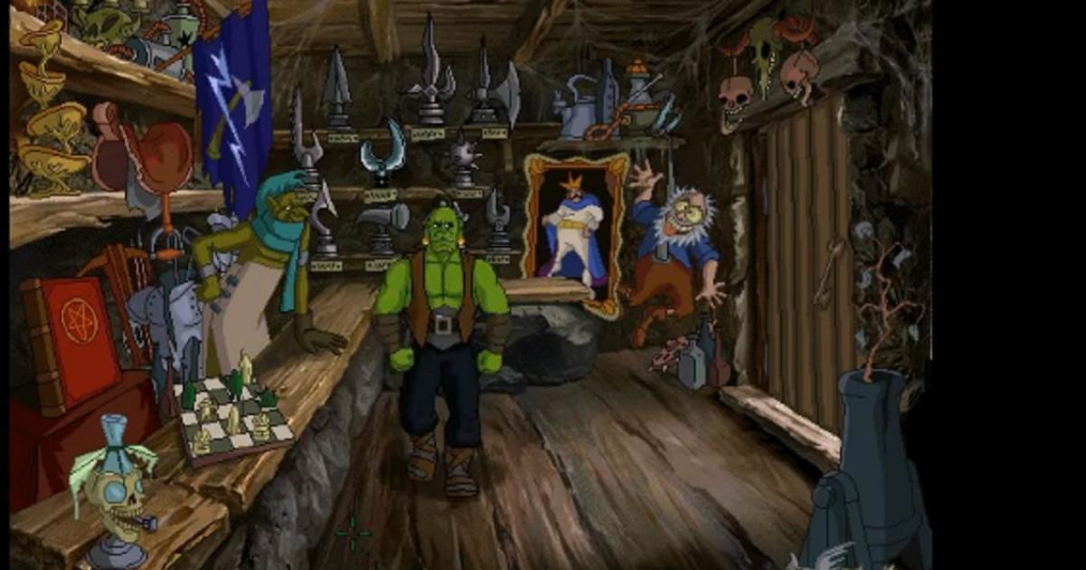 Warcraft Adventure, punta e clicca resuscitato dopo 18 anni