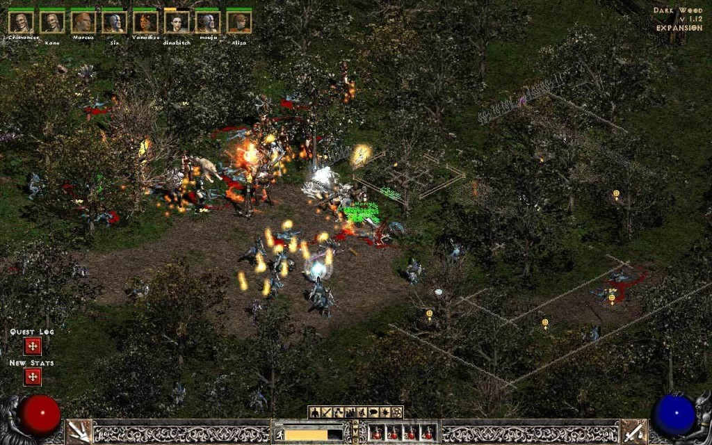 diablo2 screenshot 1