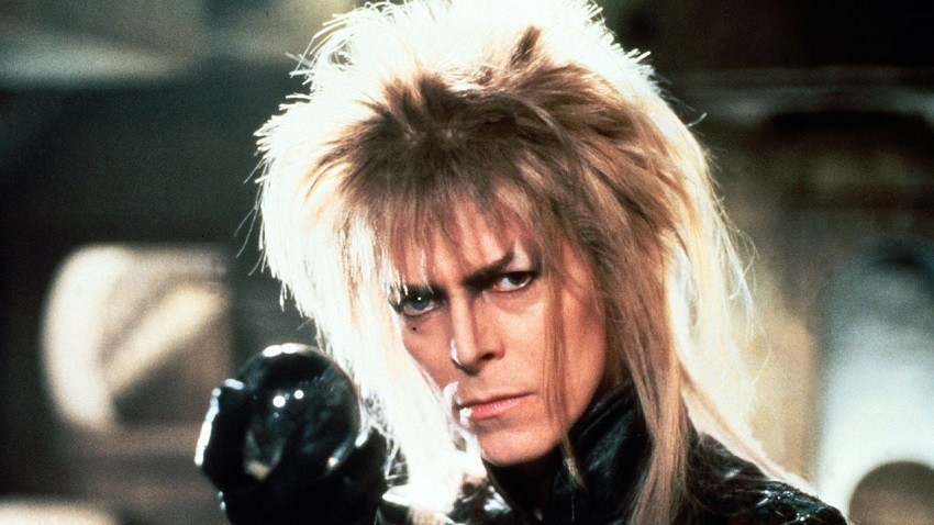 labyrinth David Bowie 1