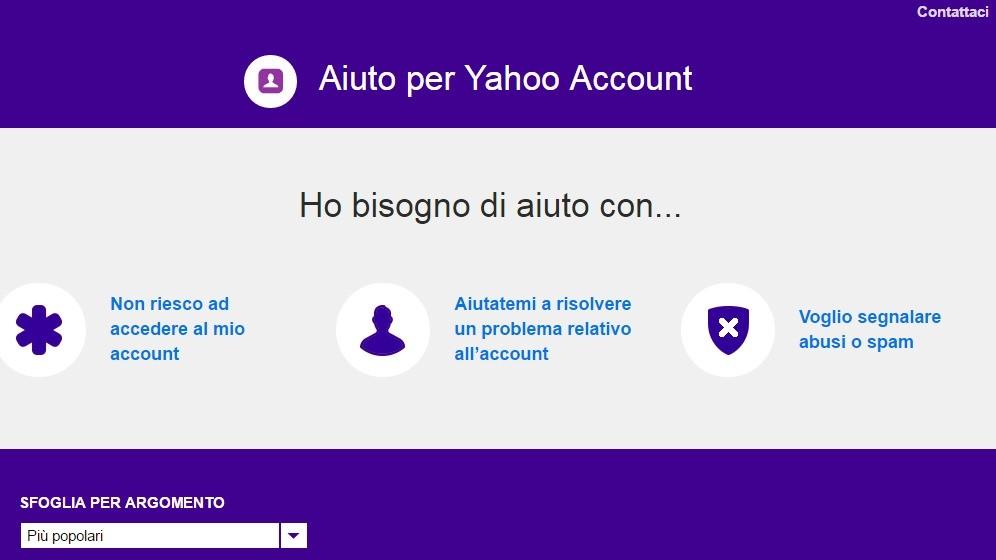 Hackerato Yahoo!: violati i dati di milioni di persone