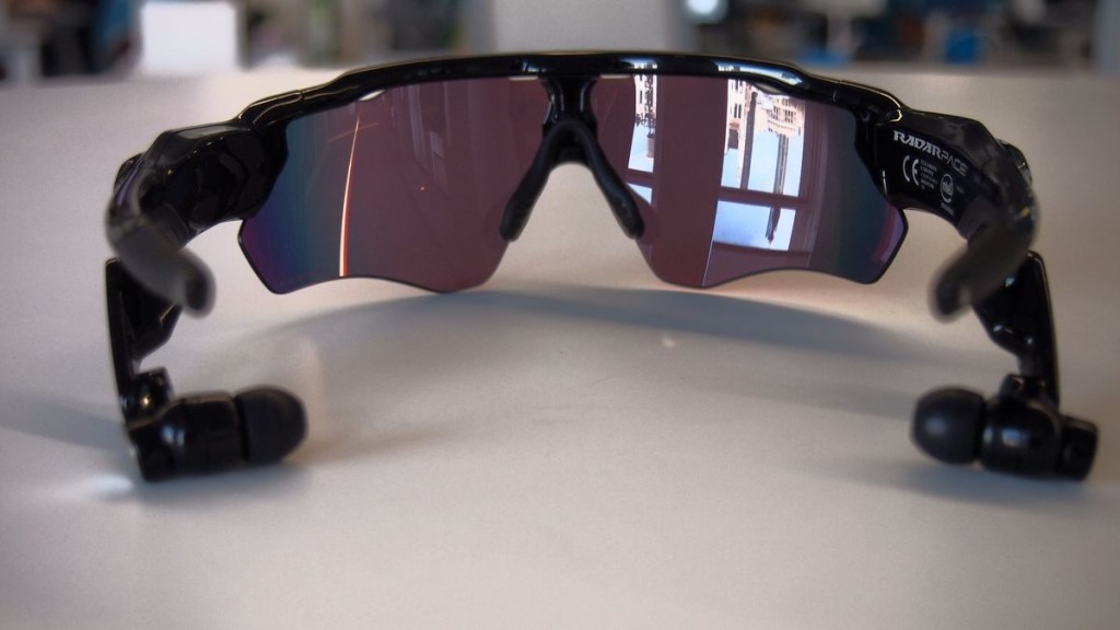oakley radar pace intel