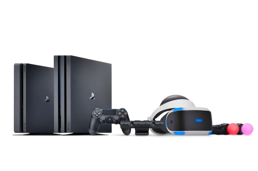 PS4 Pro PlayStation VR