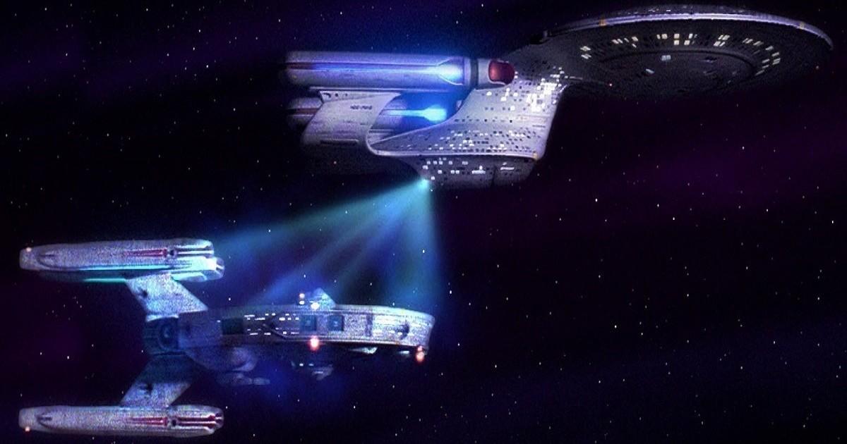 NASA al lavoro sul raggio traente di Star Trek