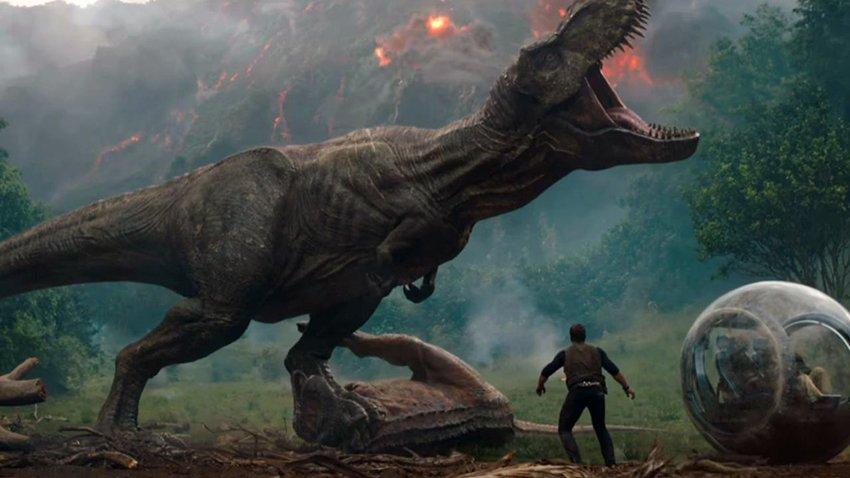 Jurassic World: Il Regno Distrutto incassa 145 milioni di dollari all'apertura