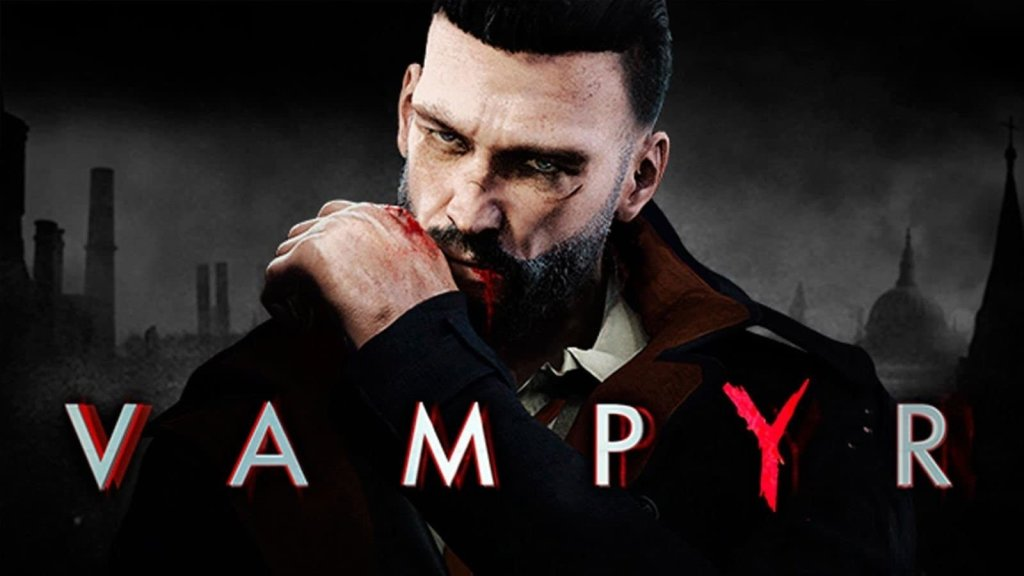 Vamers FYI Video gaming Vampyr gets new trailer and more info 01