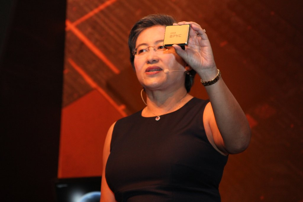 amd lisa su epyc 7nm