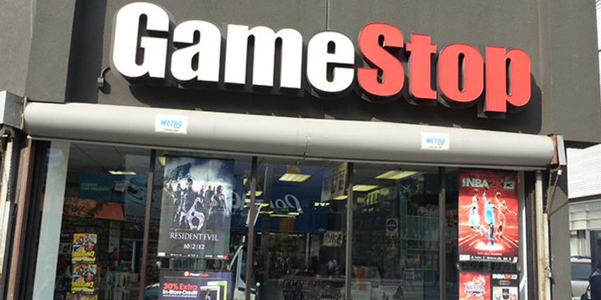 Game Stop for WEB