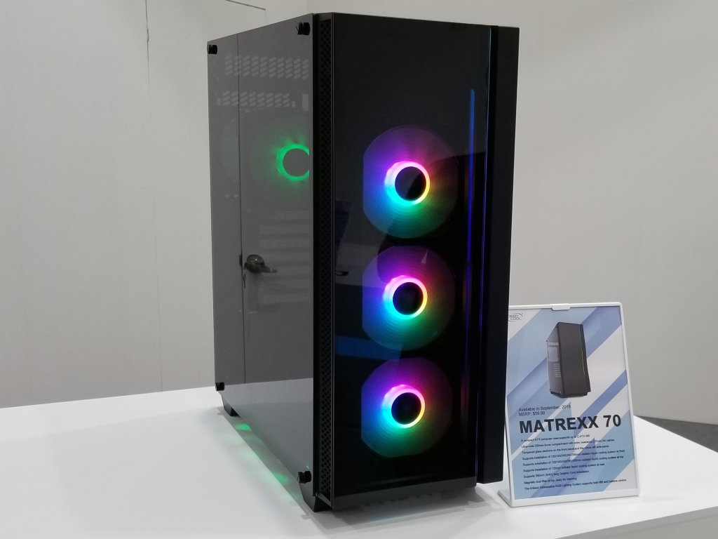 deepcool case computex 02