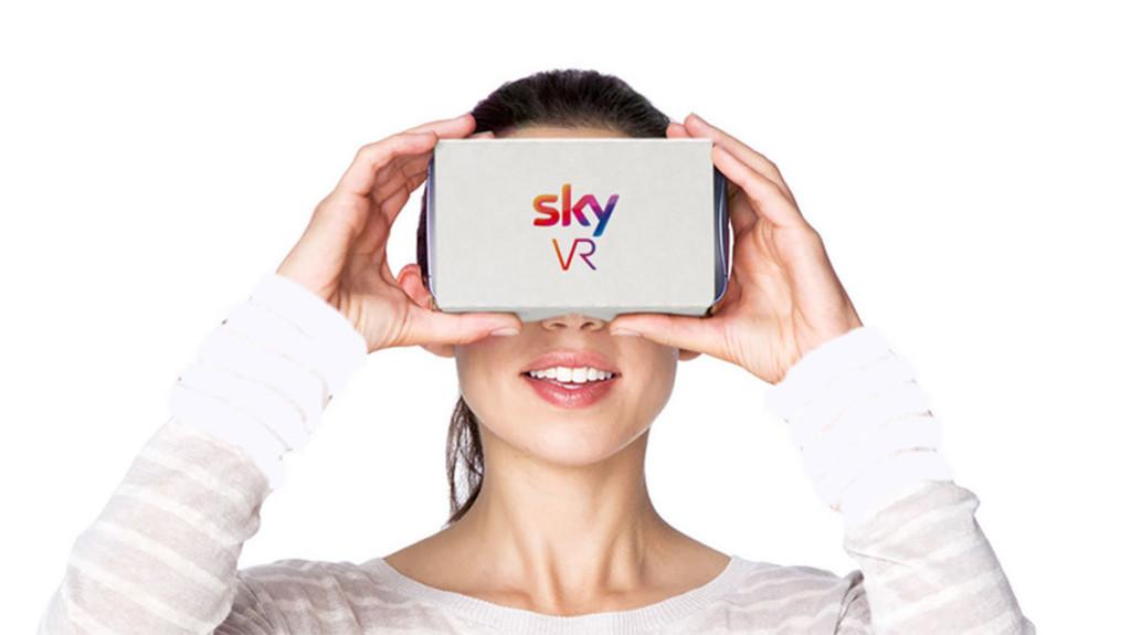 Sky lancia Sky Vr App per i video in realtà virtuale