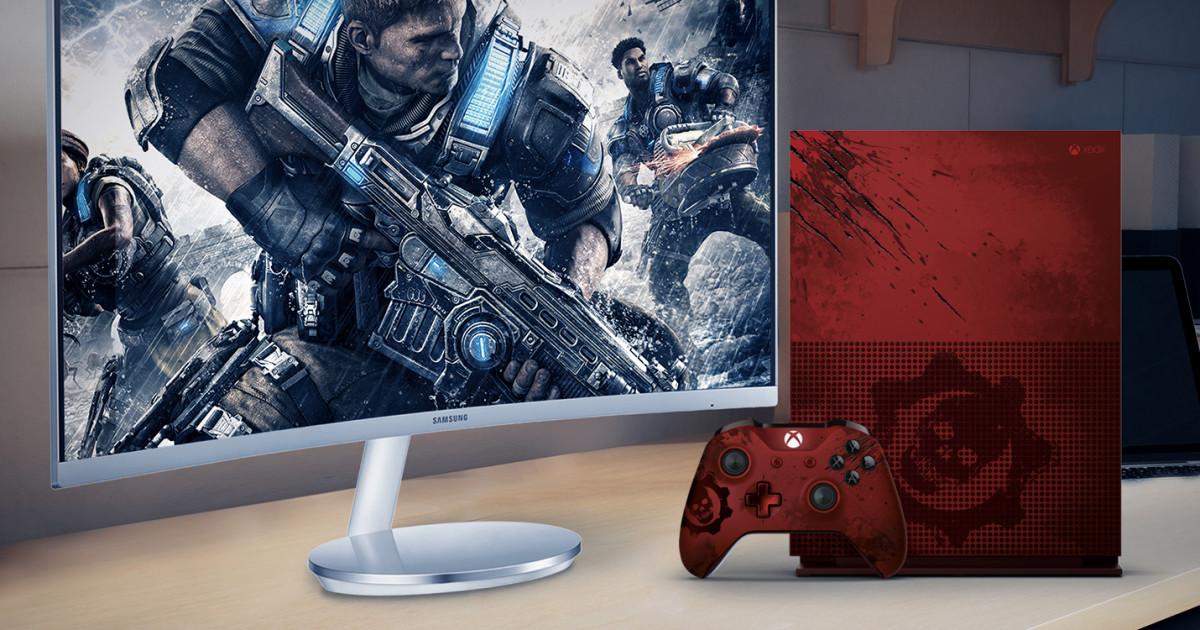 Gears of war 4 e xbox one vediamoci a milano tom 39 s hardware for Samsung arena milano