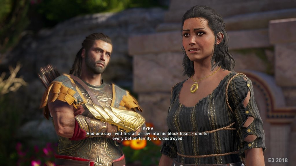 Assassins Creed Odyssey Leak 06 10 18 003