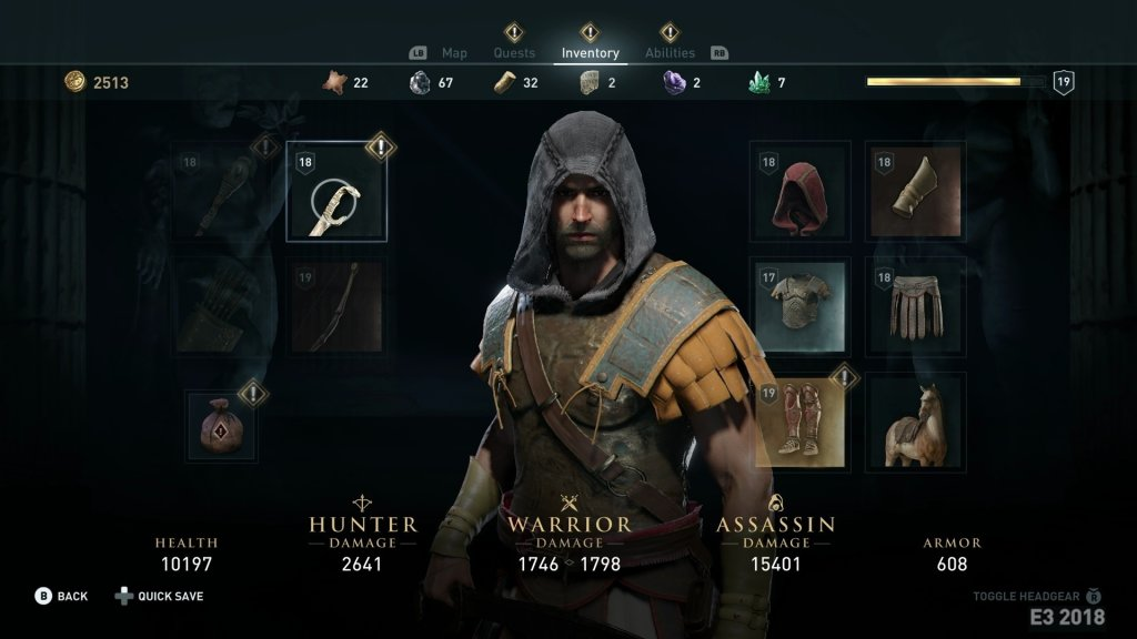 Assassins Creed Odyssey Leak 06 10 18 007
