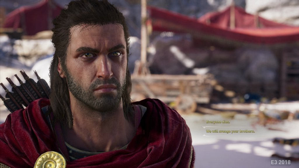 Assassins Creed Odyssey Leak 06 10 18 013