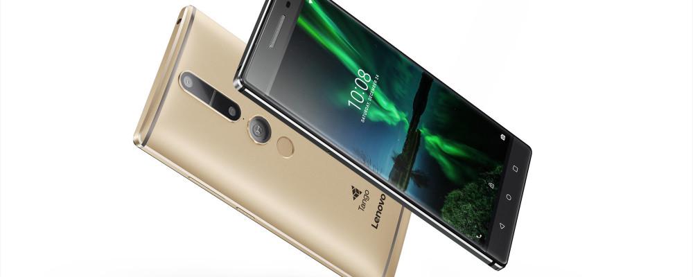Lenovo Phab2 Pro, Project Tango diventa realtà a novembre
