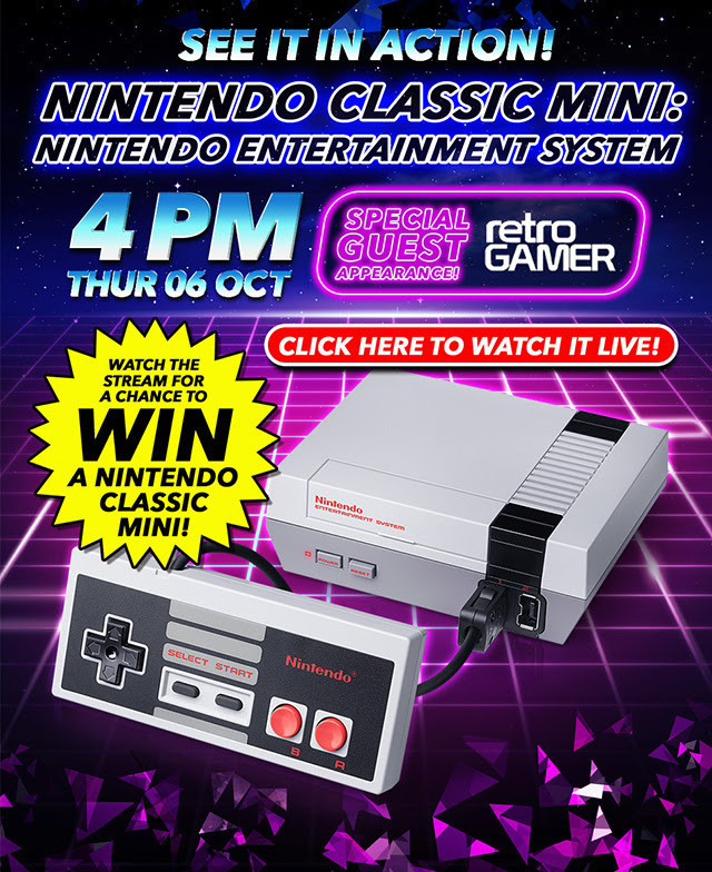 nes mini twitch