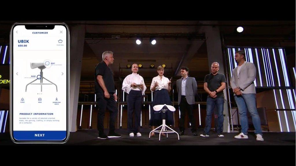 Ikea sta lavorando su una sedia ergonomica per giocatori tom s
