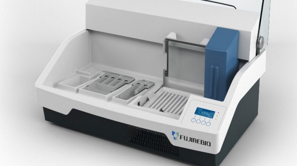 TENDIGO strip based assay automated processor article mob