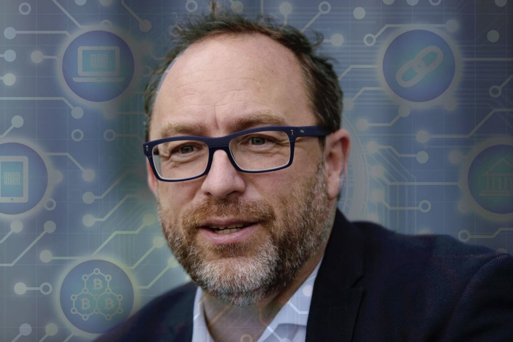 jimmy wales blockchain